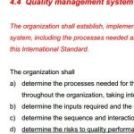 ISO 9001:2015 Working Draft Available (UPDATED)