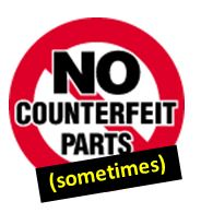"IAQG's ""Americas Lead"" Doesn't Understand Aerospace Anti-Counterfeit Measures"