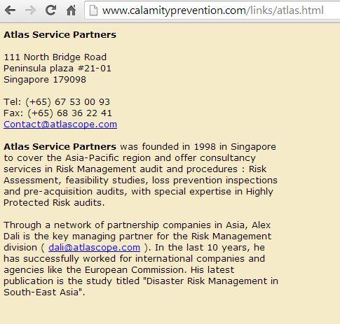 atlas service partners