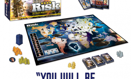 Dr. Who Game Perfectly Sums Up Risk Management Consultants' Entire Business Model