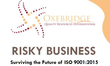 """Chris Paris to Present """"Risky Business: Future of ISO 9001"""" at ASQ Huntsville May 13"""