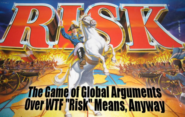 """Swiss Proposal Would Create ISO's 42nd Definition of """"Risk"""""""