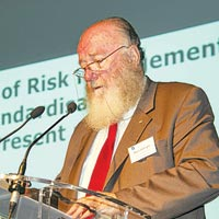 Kevin Knight Steps Down from ISO TC 262 Risk Management Chair Position