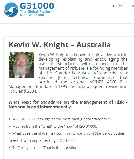 kevin knight speech marketing about certification