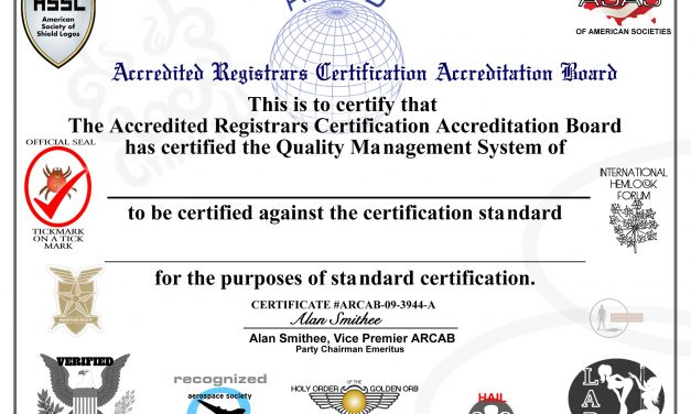 Free Certification For Anyone, for Anything, Because Why Not? [Repost]