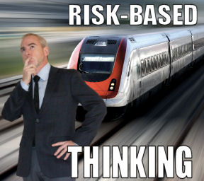 """""""Practical Risk-Based Thinking"""" Workshop at ASQ San Diego Quality Conference Nov 6"""