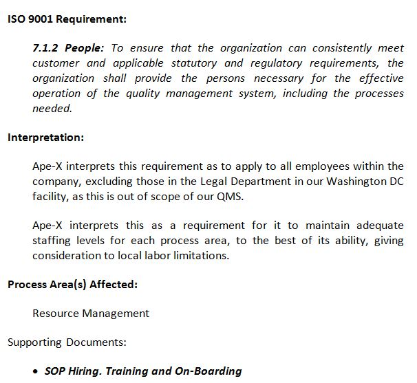 Iso 9001 2015 Won T Require A Quality Manual Here S What