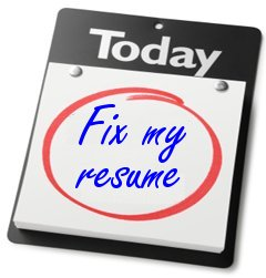 fix your resumes   templatefix your resumes