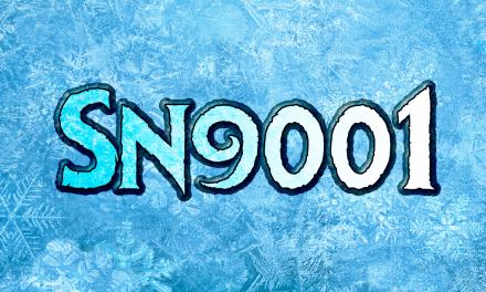 Let It Go, Let it Go – SN9001 is Dead