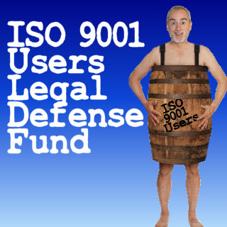 Oxebridge Launches ISO 9001 Users Legal Defense Fund