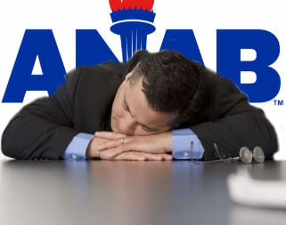 ANAB Auditor Slept While CB Violated Accreditation Rules Eighteen Times