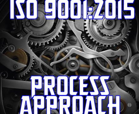 """Implementing the ISO 9001:2015 """"Process Approach"""""""