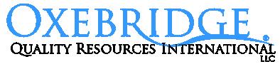 Oxebridge Quality Resources