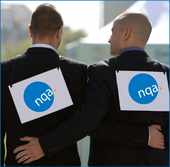 NQA's Consultant Referral Program Refers Clients Back To Its Own Auditors