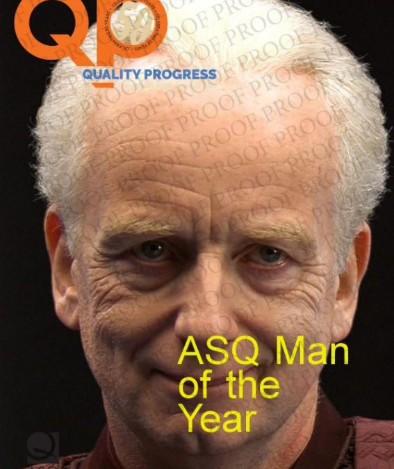 "Put Any Image on the Cover of Quality Progress With ASQ's ""QP Yourself"" Campaign"