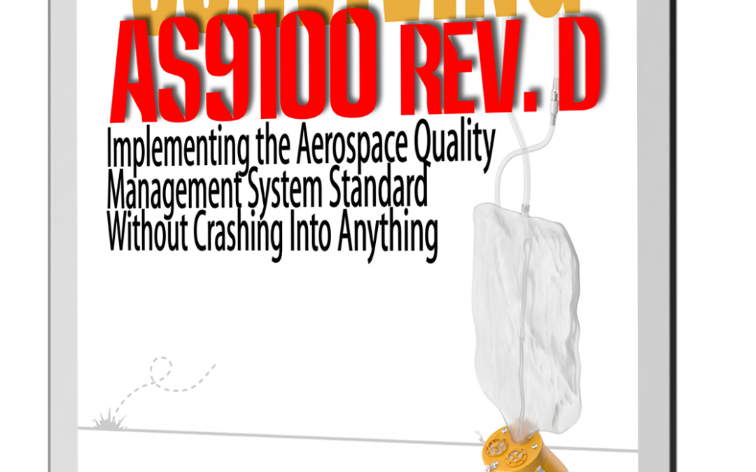 Surviving AS9100 Book Will Include Sections on AS9110, AS9120