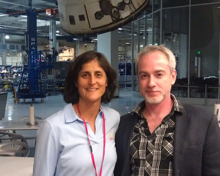 OP-ED: Astronaunts for First SpaceX Dragon Crew Announced, and I'm Worried