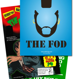 Oxebridge Launches New Merchandise Site, Snarky FOD Posters Released