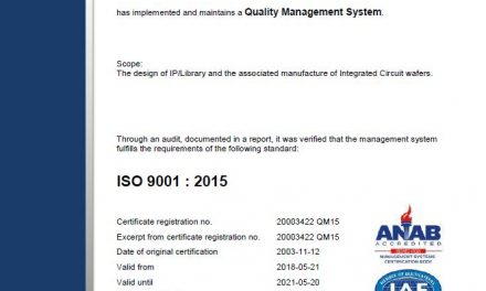 Chinese Company Indicted by US DOJ Holds ISO 9001 Certs from DQS