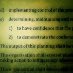How To Write Internal Audit ISO 9001 Nonconformity When A Procedure Is Not Followed
