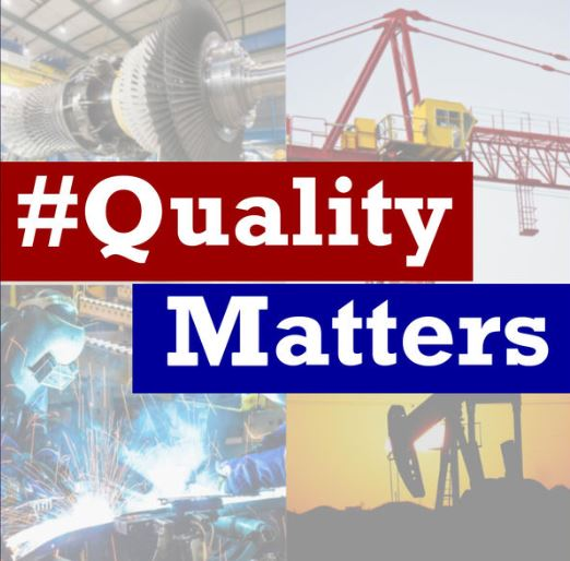 Listen to Chris Paris Interview on QualityMatters Podcast