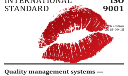 Inputs & Outputs: Using Sex to Explain ISO 9001's Process Approach