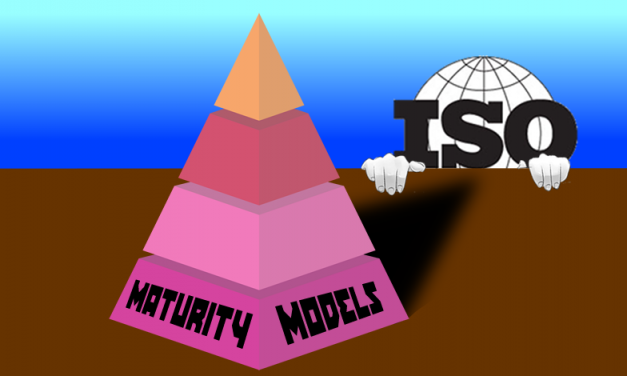 ISO Dropped the Ball on Maturity Models, and Now Competitors Are Circling