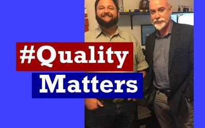 Oxebridge's Chris Paris Talks Standards Development on New QualityMatters Podcast