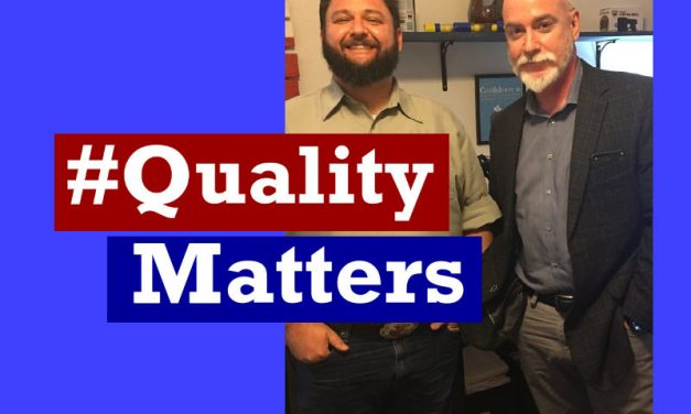 Oxebridge's Chris Paris Talks Standards Development on New QualityMatters Podcast