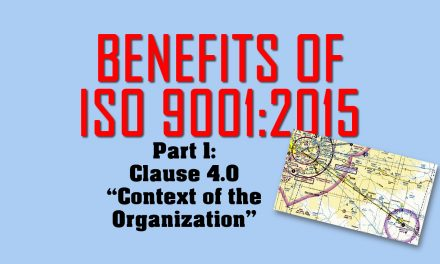 Benefits of ISO 9001, Part 1: Clause 4 on Context of the Organization