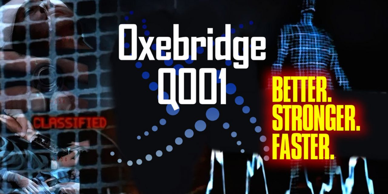 "Here Are The Problems That Oxebridge's ""Q001"" Standard Solves"