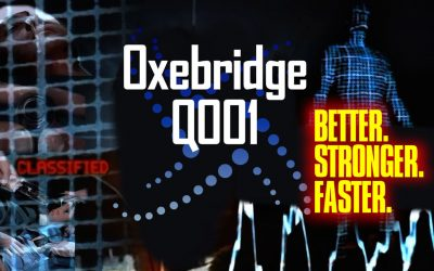 """Here Are The Problems That Oxebridge's """"Q001"""" Standard Solves"""