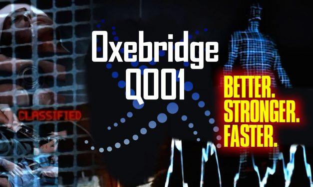 Version 0.6 of Oxebridge Q001 Released