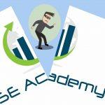 QSE Academy Stole Oxebridge Template Kits, Markets Services Using Stolen Identity