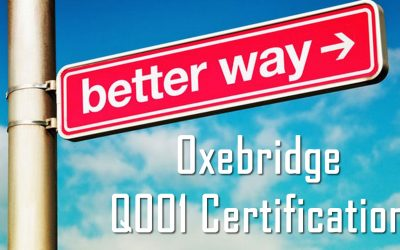 What Oxebridge Q001 Certification Audits Will Look Like