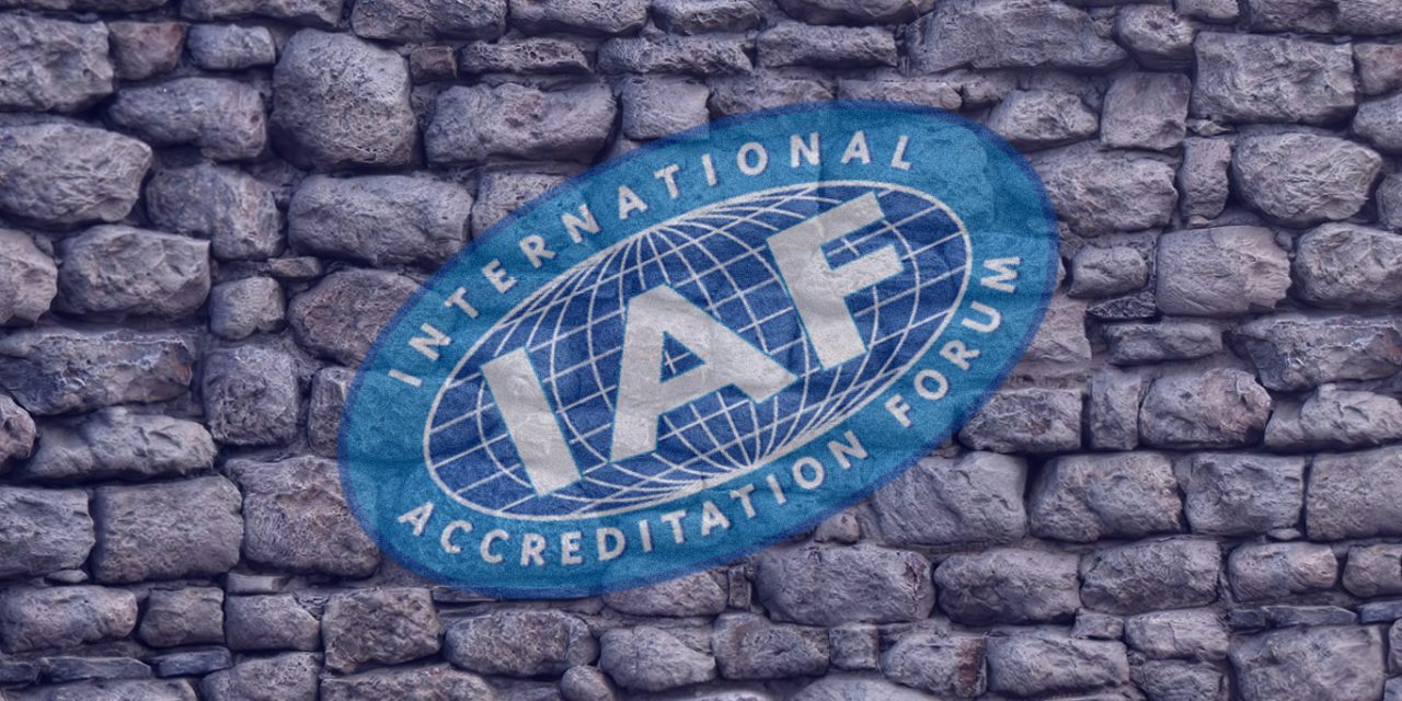 Stonewalling is the Accreditation Scheme's Latest Tactic to Avoid International Rules