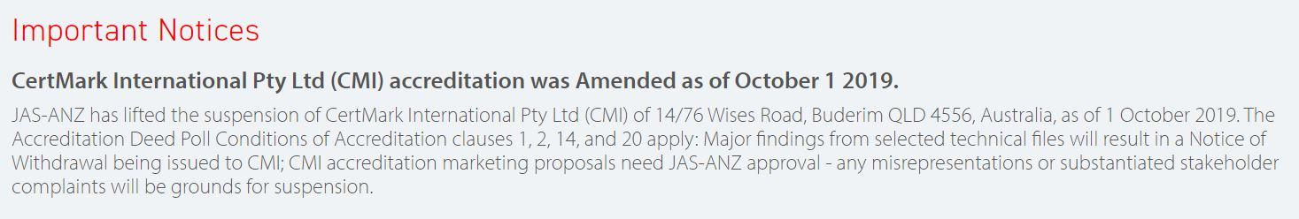 JAS-ANZ listing 2