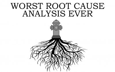 """Root Cause Expert Claims Root Cause of Coronavirus Disaster is """"The Press"""""""