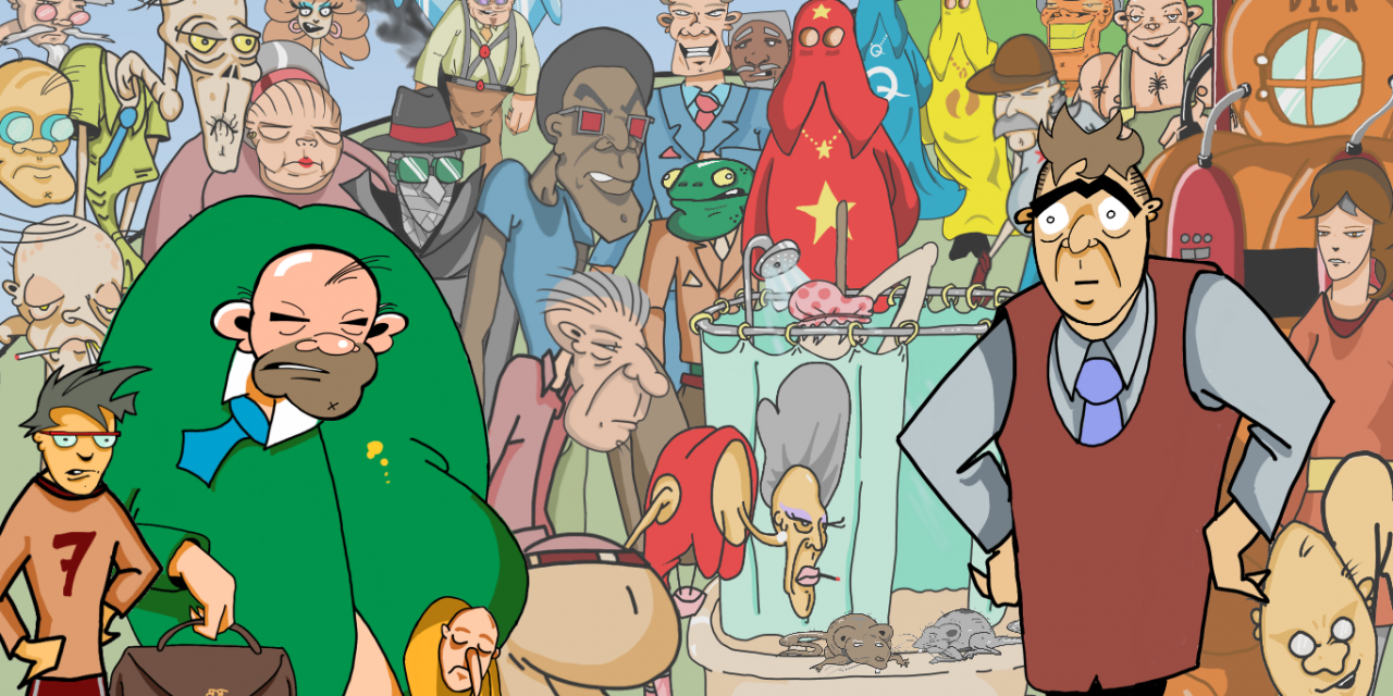 """The Auditor"" Comic Surpasses 100 Strips"