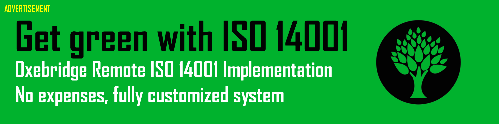 ISO 14001 Implementation