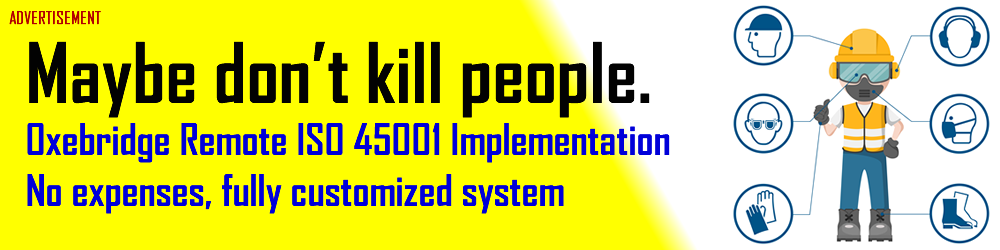 ISO 45001 Implementation