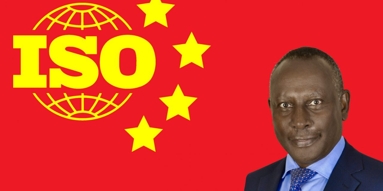 Latest ISO President Has Ties to China, Too