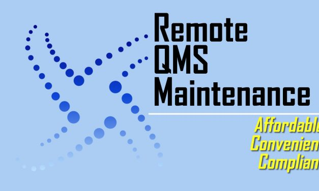 Oxebridge Launches Remote QMS Maintenance Services