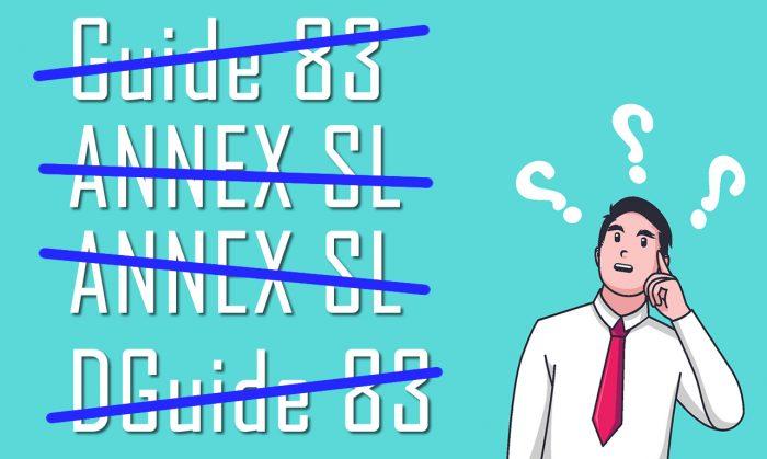 "Internal ISO Memos Raise More Questions About ""Annex SL"" Mandate"
