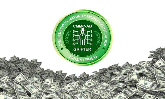 Leaked Document Appears to Show CMMC-AB Attempting to Justify Conflicts of Interest