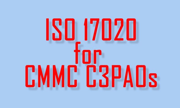 Oxebridge Providing ISO 17020 Implementation for CMMC C3PAOs