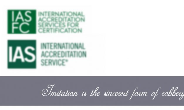 Serbian Certificate Mill's AB Mimics Official IAS Website, Logo to Sell Fake Certifications