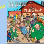 Oxebridge Launches Wiki for THE AUDITOR Comic Strip